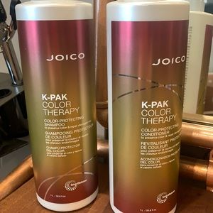 New liters Joico Kpak color therapy shampoo/condit
